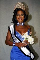 2005 Miss Domanique Shappelle